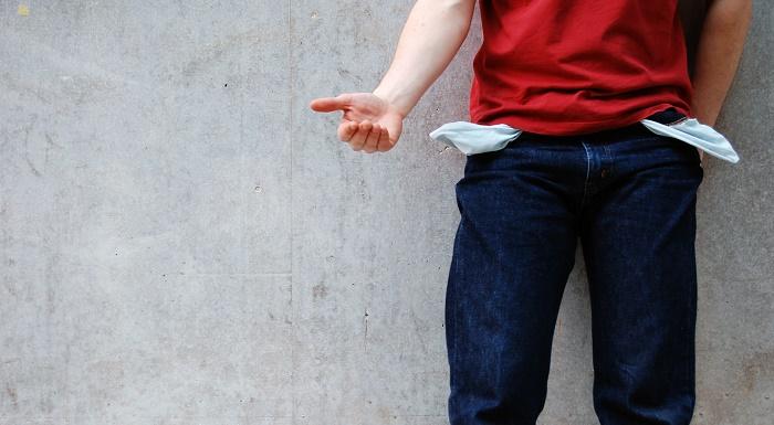 Immer mehr junge Menschen machen Schulden